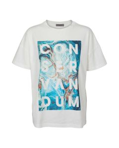 T-shirt with a beautiful print