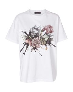 Splash T-shirt in organic cotton