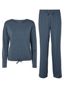Pyjamas set with ties
