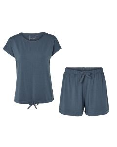 Pyjamas set with short sleeves and short legs