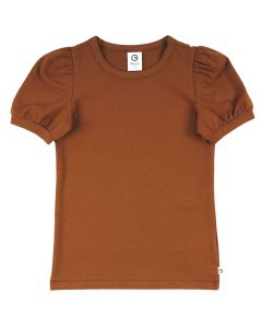 COZY ME T-shirt with puff sleeves