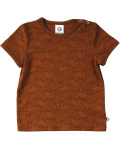 RHINO short sleeve T-shirt with print