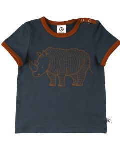 RHINO T-shirt with print