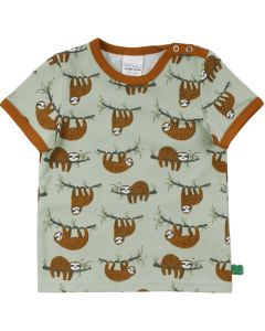 SLOTH short sleeve T-shirt with print