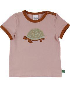 HELLO TURTLE short sleeve T-shirt