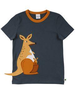 HELLO T-shirt with kangaroo embrodery
