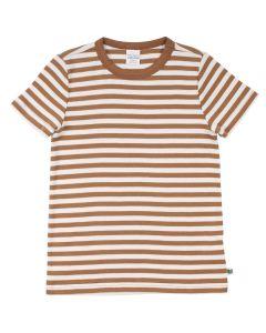 STRIPE T-shirt in organic cotton