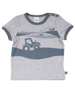 ALFA rib long sleeve T-shirt