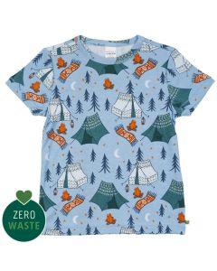 CAMP short sleeve T-shirt