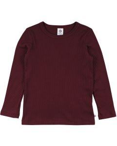 COZY RIB long sleeve T-shirt