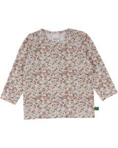 MINI longsleeve T-shirt with flowers