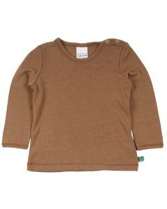 WOOL long sleeve T-shirt