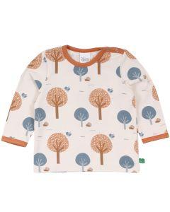 TREE long sleeve T -BABY