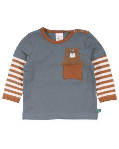 BEAR layer T-shirt -BABY