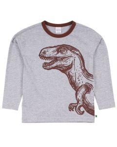 DINO long sleeve T-shirt with dinosaur print