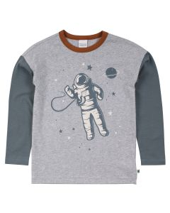 ASTRO top with space-theme