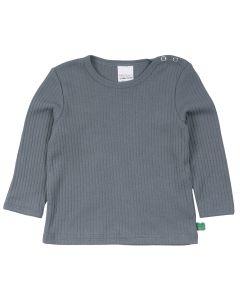 ALFA rib long sleeve T-shirt -BABY