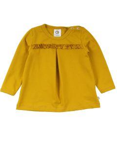 COZY ME T-shirt with ruffles