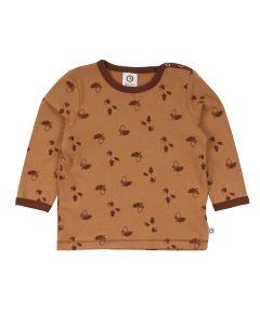 ACORN longsleeve T-shirt with print -BABY