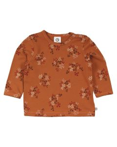 FLORA longsleeve T-shirt with print -BABY
