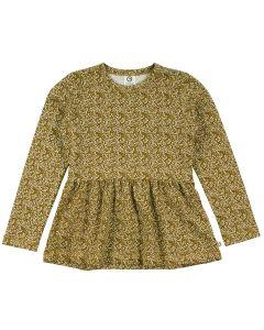 PETIT FLEUR T-shirt with skirt