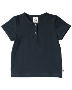 COZY ME T-shirt with buttons