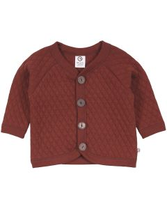 QUILT jacket with buttons -BABY