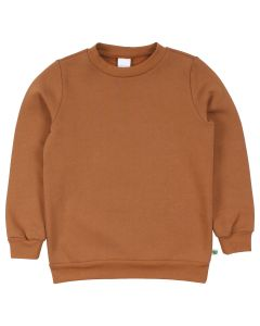 SWEAT shirt in organic cotton