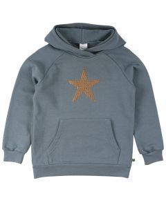 STAR sweat hoodie