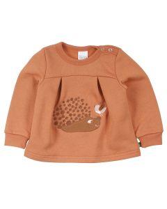 HEDGEHOG sweatshirt -BABY