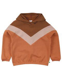 SWEAT shirt with a hood