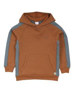 SWEAT-shirt with hoodie