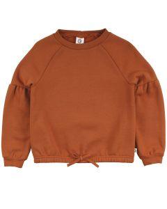 SWEAT bell sleeve sweatshirt