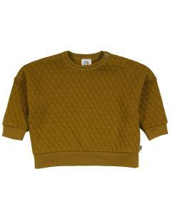 QUILT sweatshirt -BABY