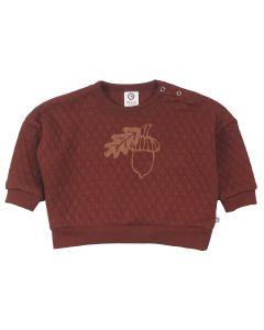 ACORN quiltet sweatshirt BABY