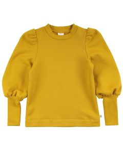 SWEAT shirt with bell sleeves
