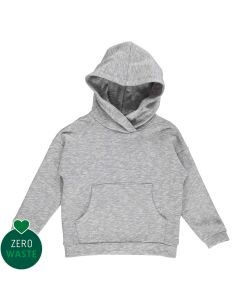 Sweat hoodie with front pocket
