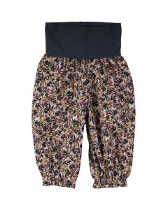 BLOSSOM pants with flower print