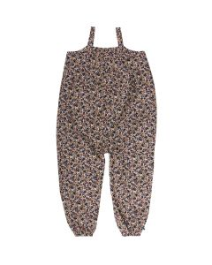 BLOSSOM jumpsuit with flowers