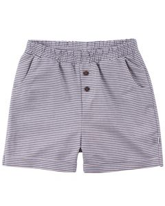 WOVEN striped shorts