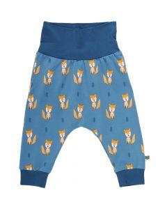 FOX printed pants