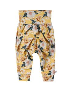 BLOOM pants with pleats