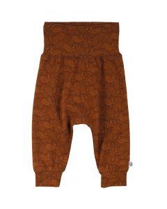 RHINO pants with print
