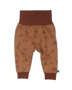 DINO pants with print -BABY