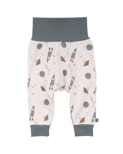 ASTRO pants with print -BABY