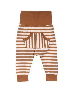 STRIPE pocket pants -BABY