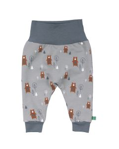 BEAR pants with print -BABY