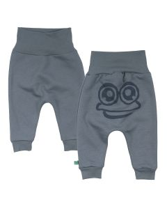 SWEAT pants with print on the back -BABY