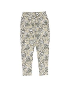 BOOM pants with floral print