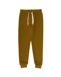 QUILT pants with ties